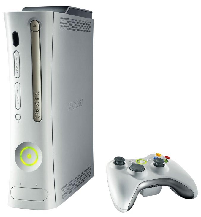 Xbox 360, I'd take my own pic if only I could